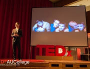 Photo TEDx Shane Bitney Crone