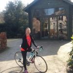 Presentatie Training voor Tour du ALS, Mont Ventoux